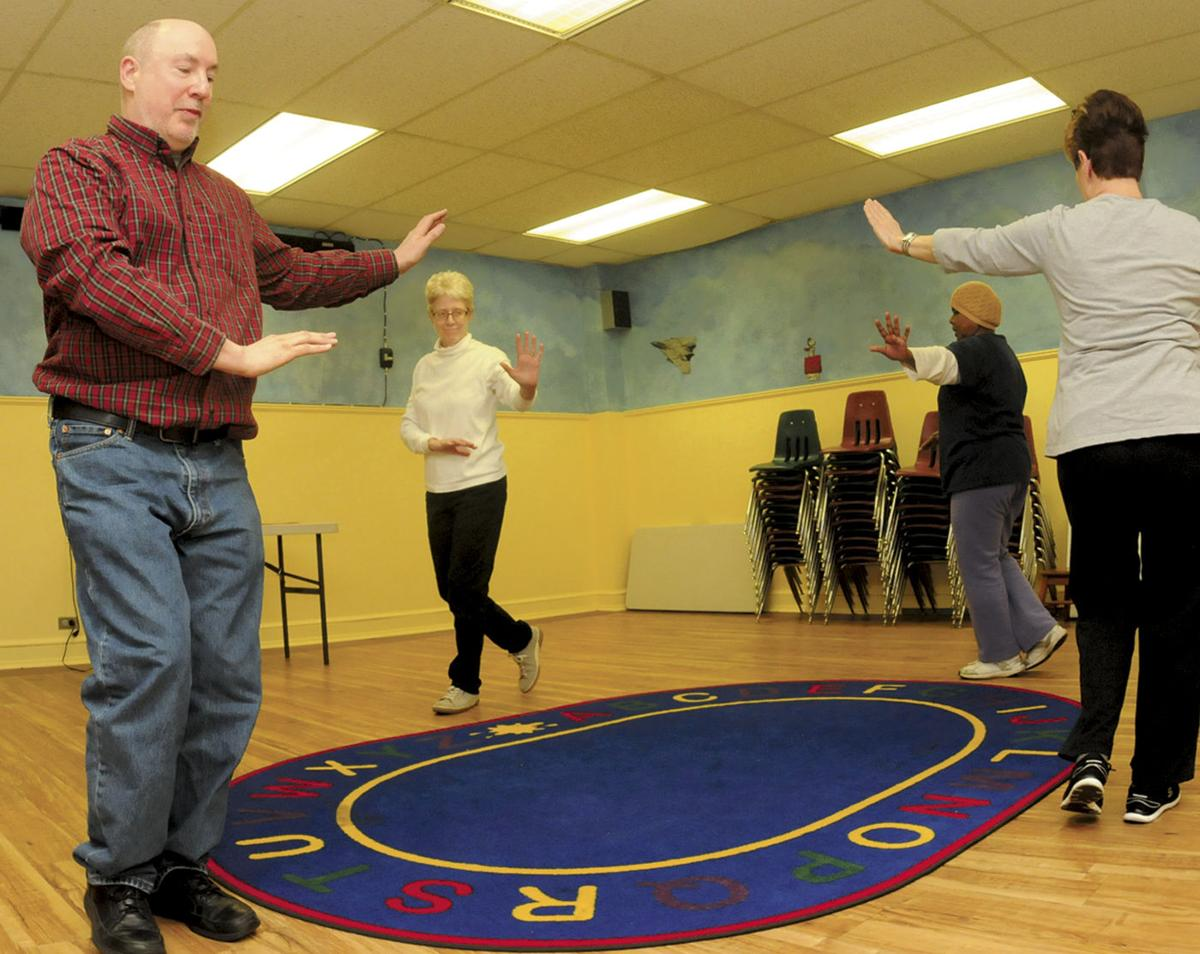 Chinese health, exercise system offered at library