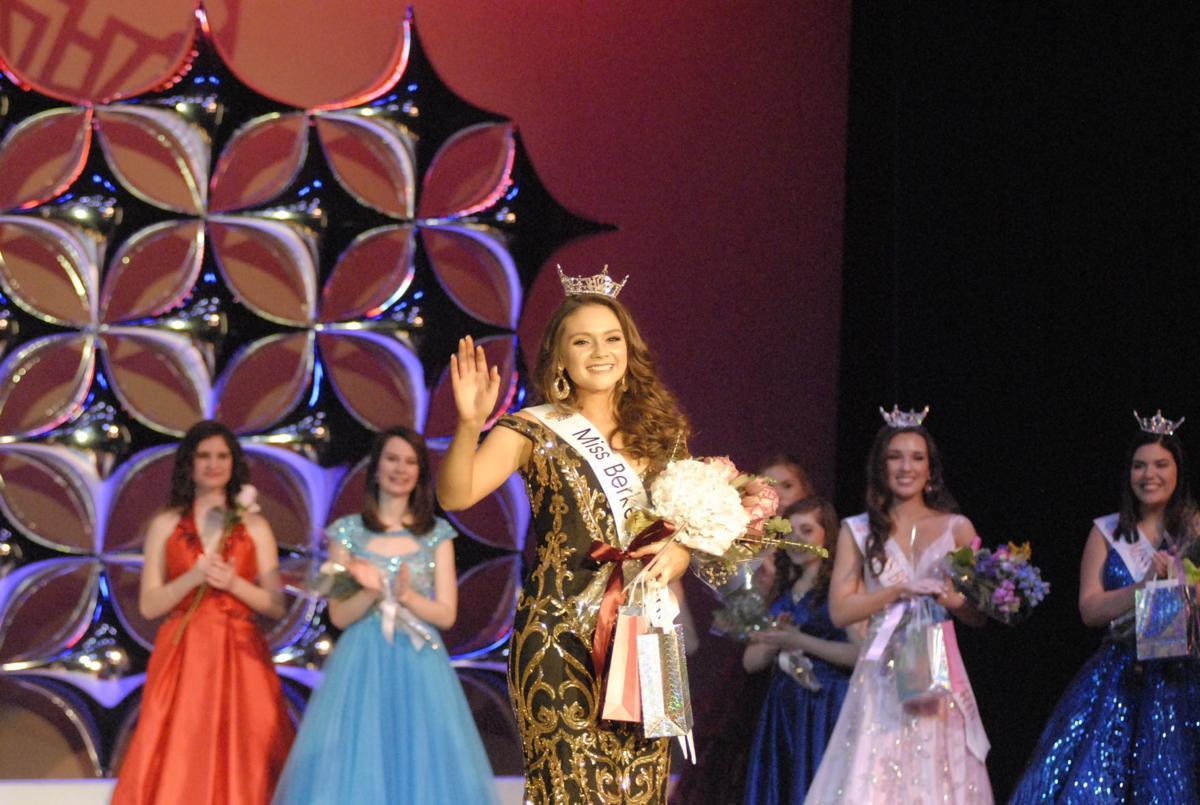 Berkeley County pageant winners crowned