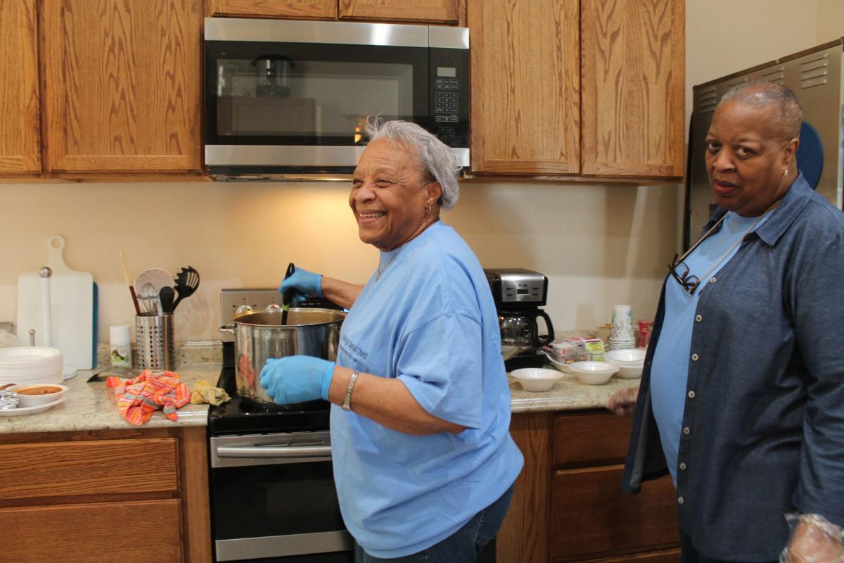 Jefferson County church's mission to feed the hungry