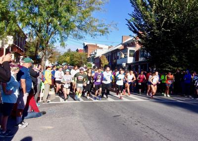 Stronger With Each Step: Race raises money for suicide prevention