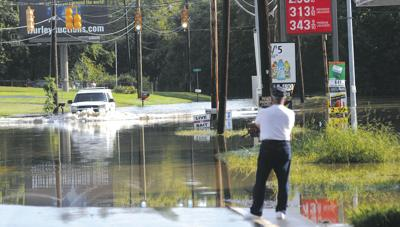 Storms leave parts of Panhandle flooded