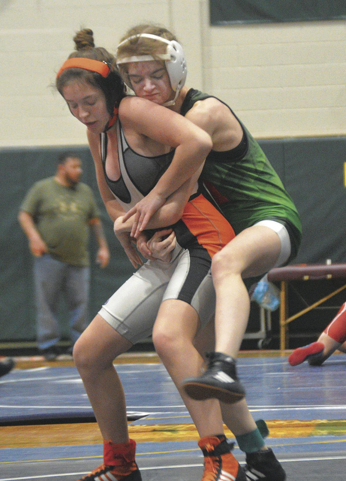 In the spotlight: Musselman girls wrestling team gets to ...