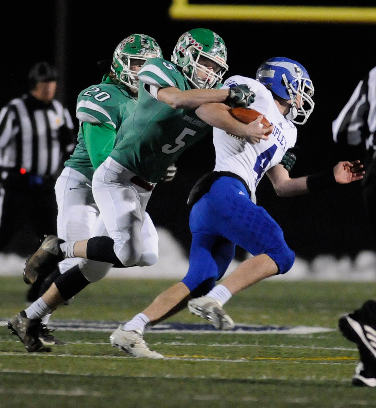 FamiliarFoes: Martinsburg, Musselman ready for state semifinal game