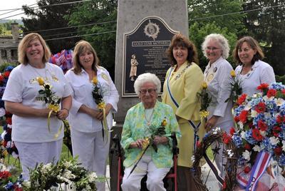 Gold Star memorials