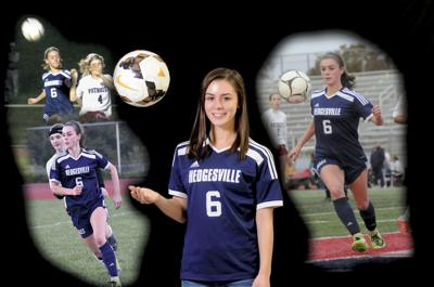 Girls Soccer Player of the Year-Roppolo