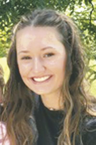 Emily Keefer mugshot