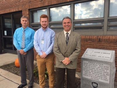 RCI employees make memorial donation to HCC