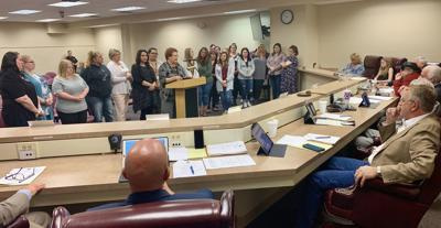 County Recognizes National Telecommunicators Week