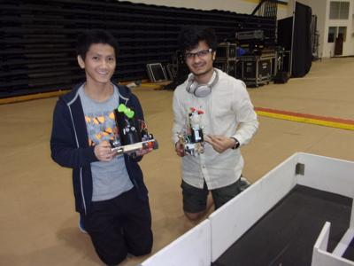 ShepRobot Fest provides day of learning, competition