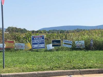 Signs of the times: Political signage posting must follow laws