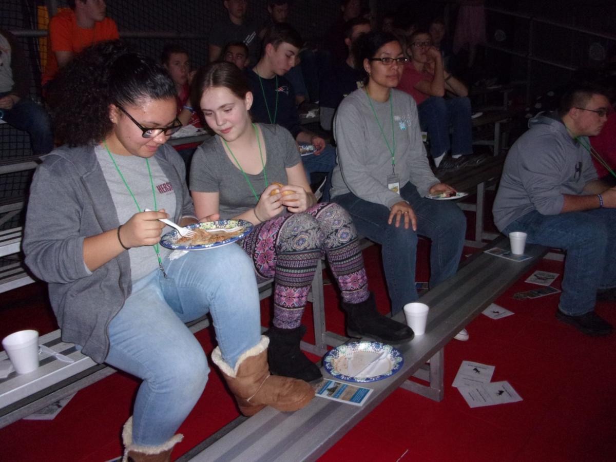 Feasting on beasts: Fellowship Bible Church hosts annual Wild Beast Feast