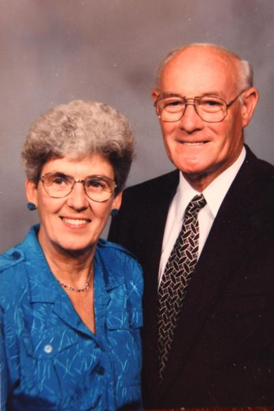 Jim and Patsy Smith