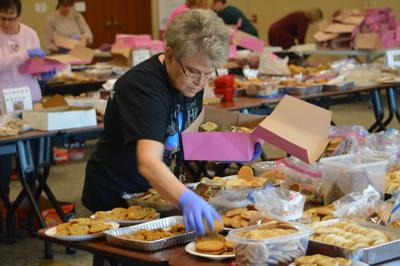 Baked with Love: Hospice holds Valentine cookie project