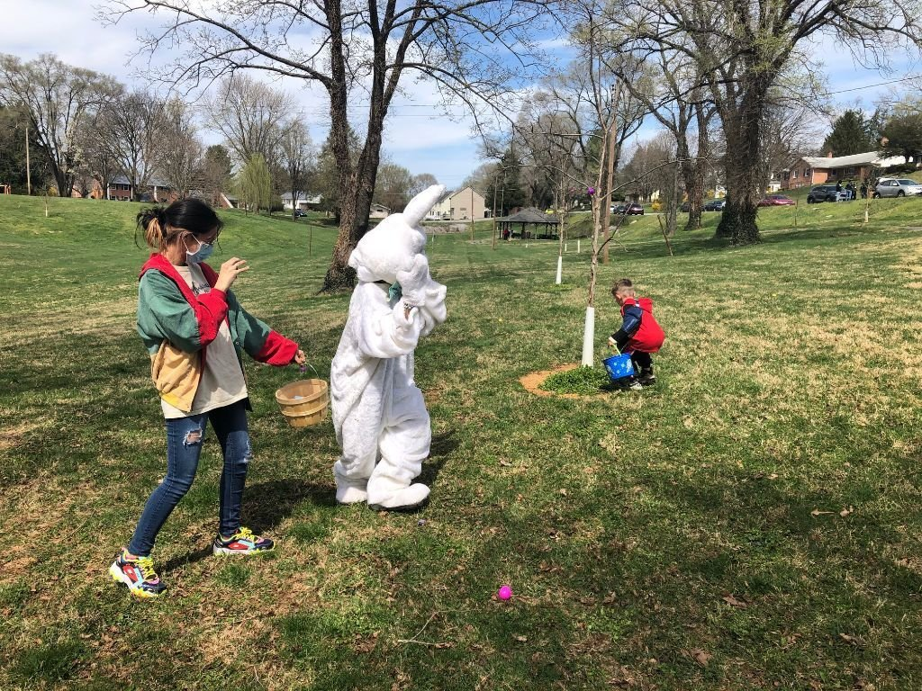 Easter event serves as community outreach