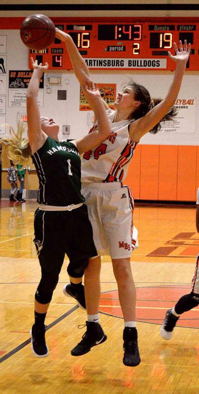 Martinsburg delivers  first loss for Trojans