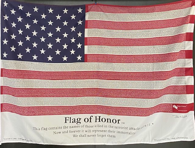 911 Flag of Honor