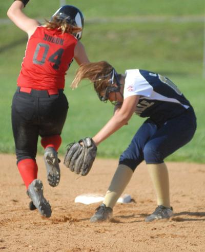 Right stuff: Grant 10-12 downs Hedgesville softball