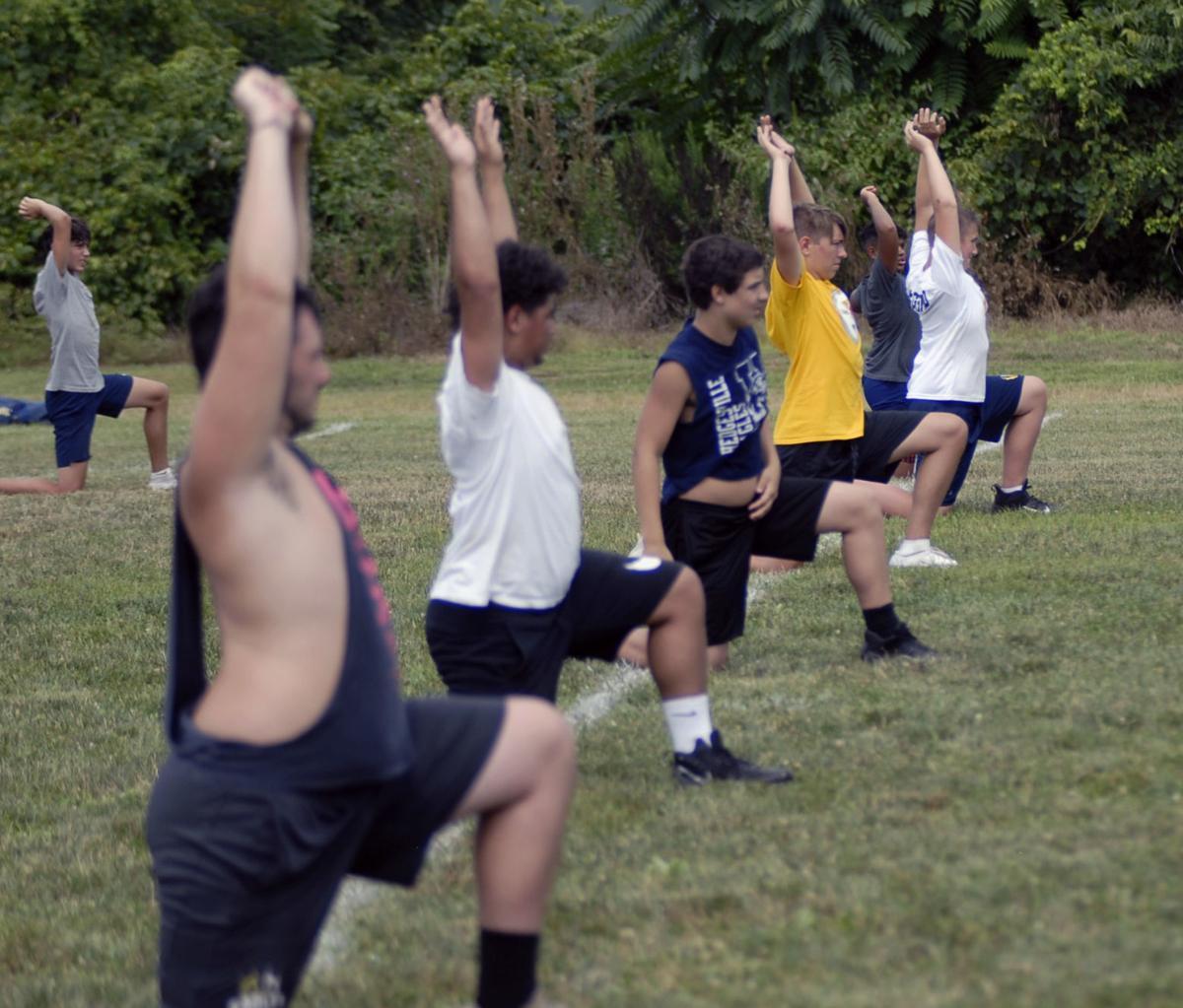 hedgesville stretching