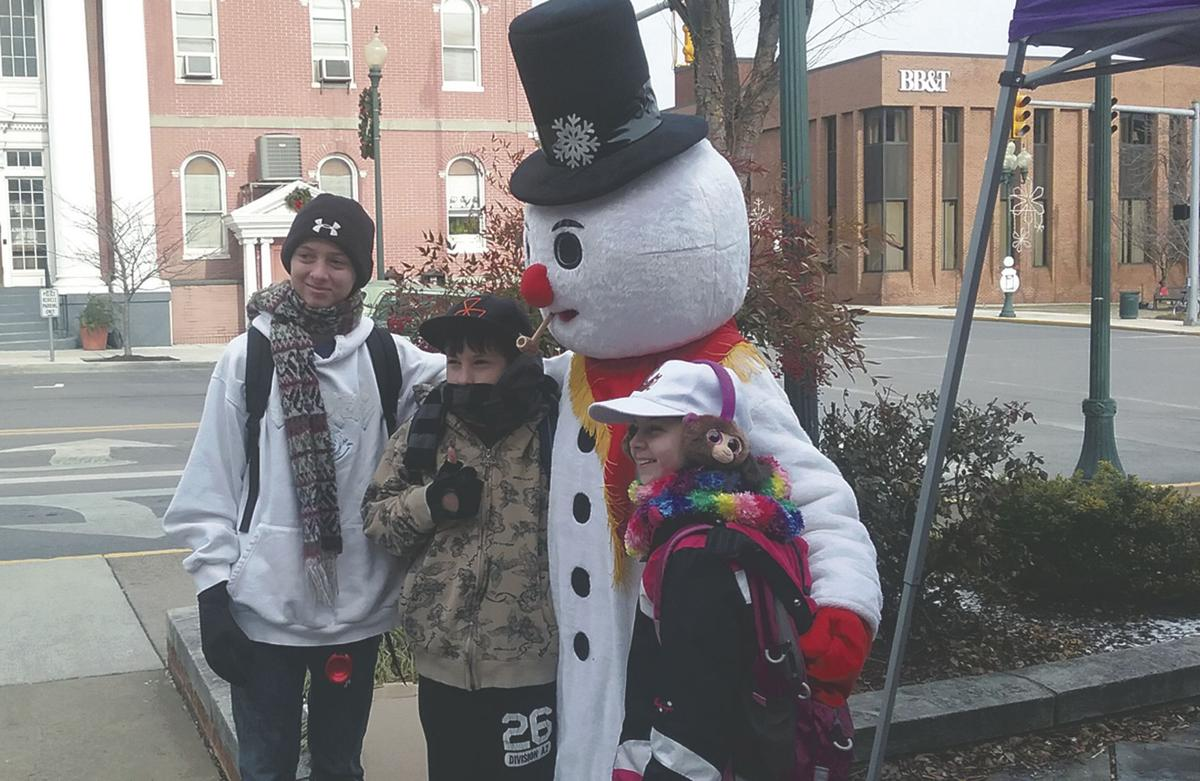 Frosty Family Fun Day held in Martinsburg