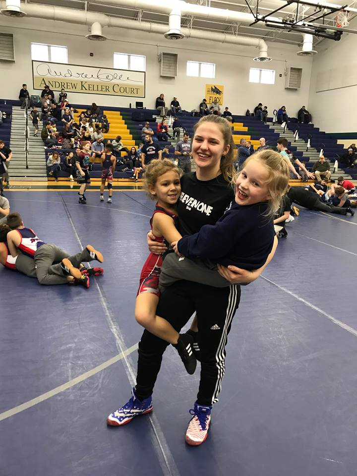Growing The Game Girls Wrestling Growing At Youth Level Journal News Journal News Net