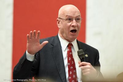 War of words between Gov. Justice, West Virginia Senate continues