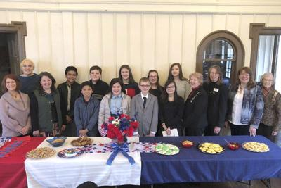 Students place in American History Essay contest