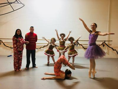 Turning Pointe To Present Its Version Of The Nutcracker