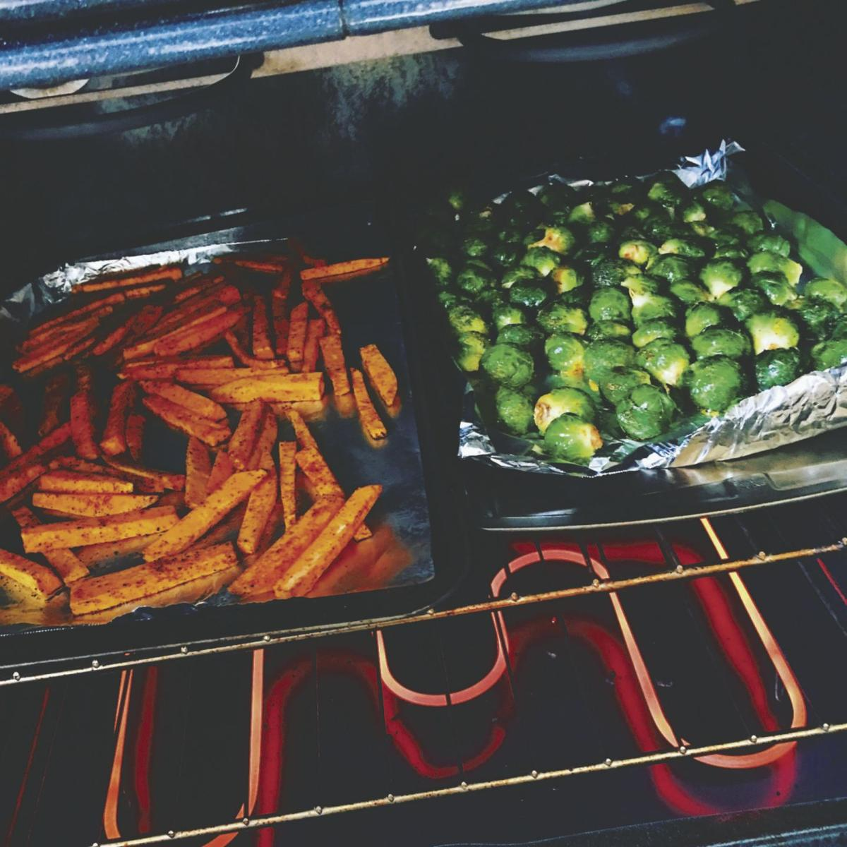 Clean Meals: Food prep can make healthy eating easy