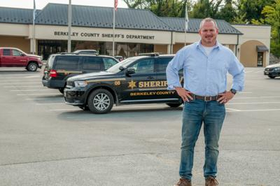 Former W.Va. State Police Officer aims to raise morale if elected Berkeley Co. Sheriff