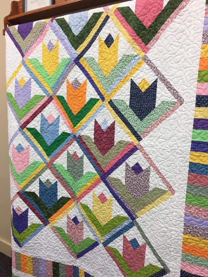 Quilt for auction