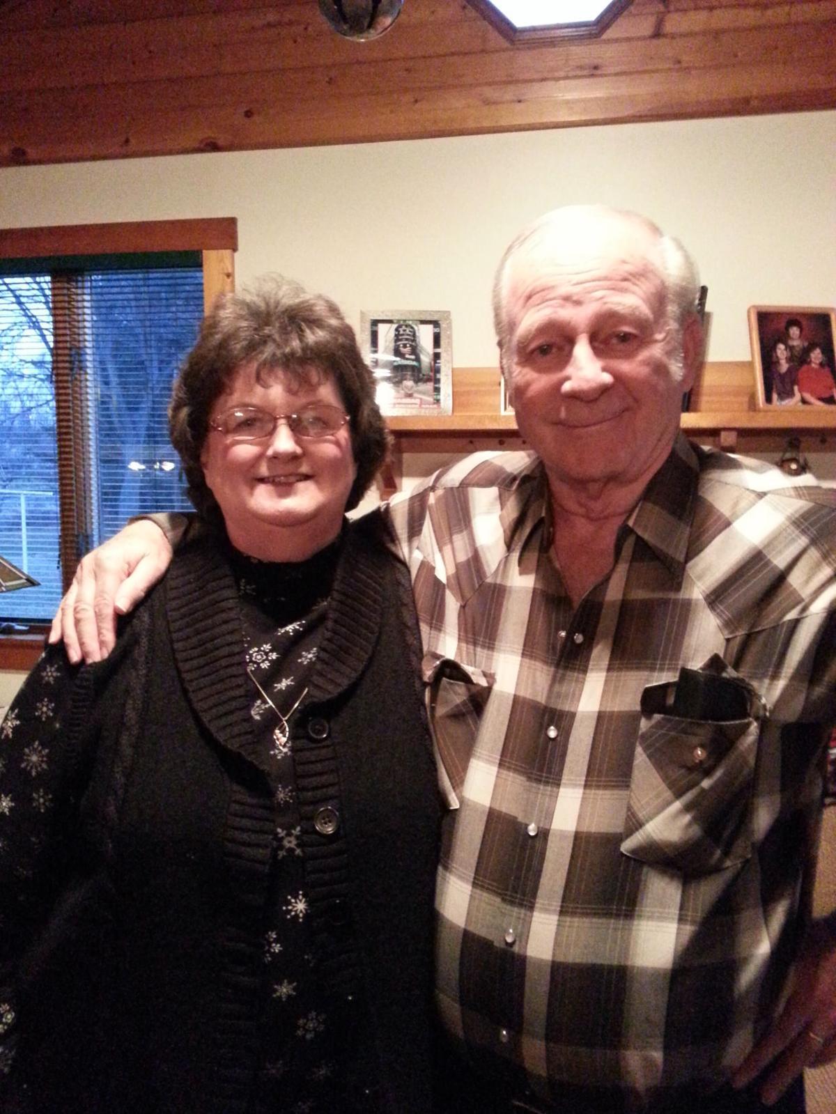 Charles and Raven James celebrate 50th wedding anniversary