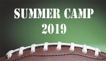 Football Camp logo 2019