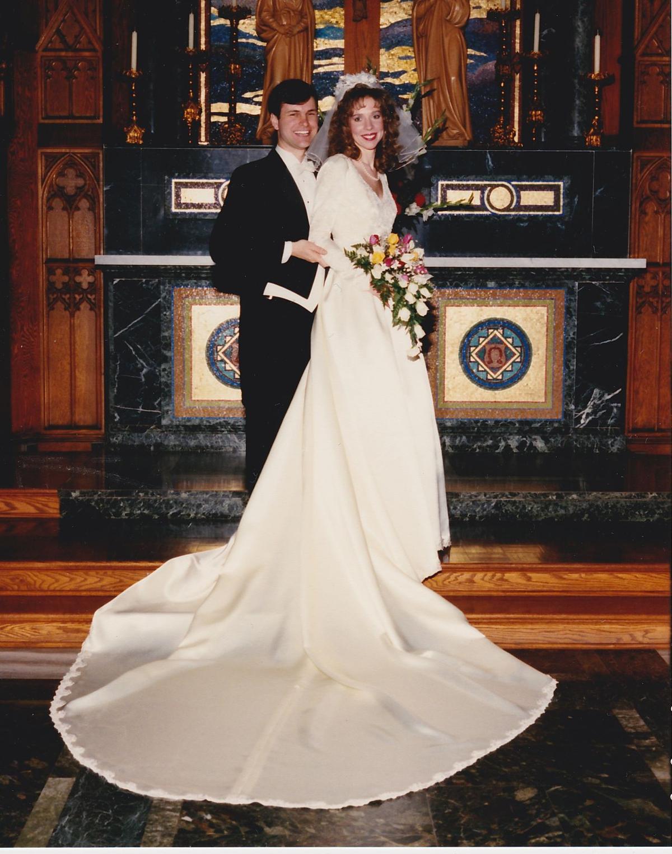 Joseph and Margaret McDonagh Celebrate 25th Wedding Anniversary