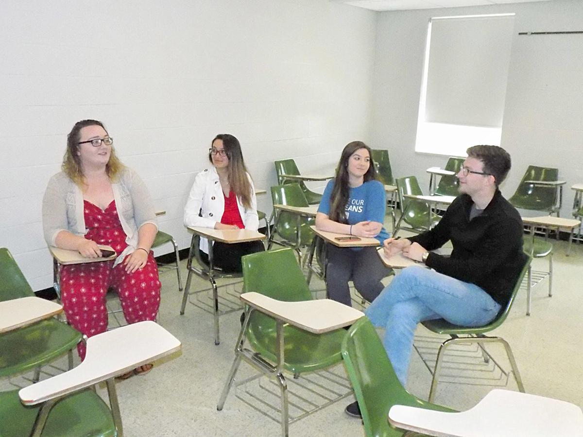debate members photo
