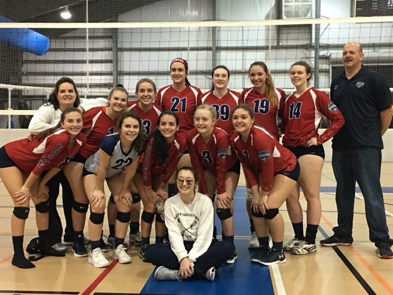 National Stage: Local volleyball teams to compete in Florida