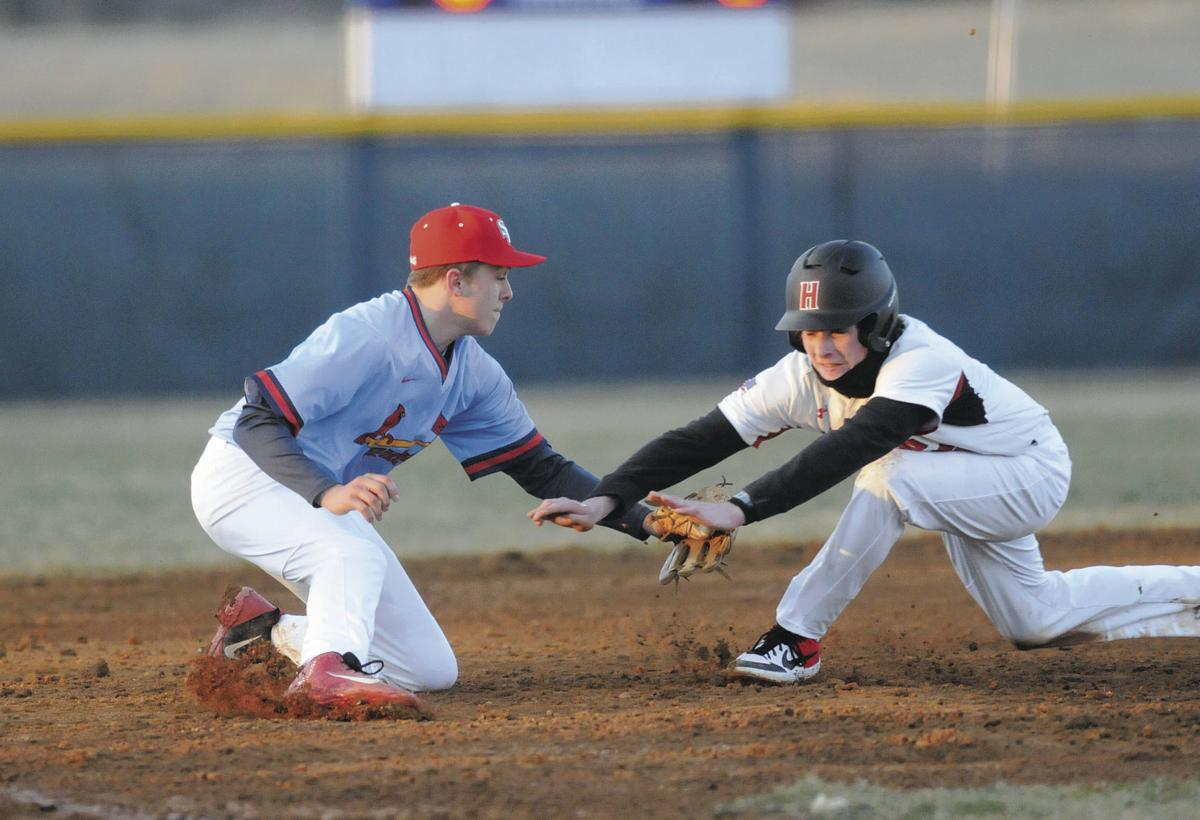 Honesdale warms up to down Cardinals on ballfield   Journal
