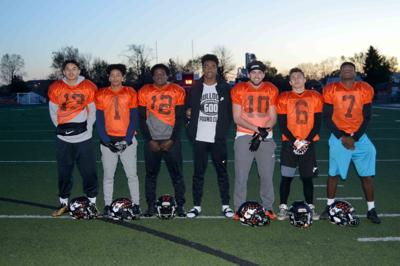Several wide receivers contributing to Martinsburg's success