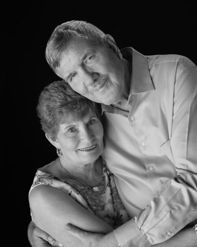 Joseph and Virginia Bayne celebrate 50th anniversary