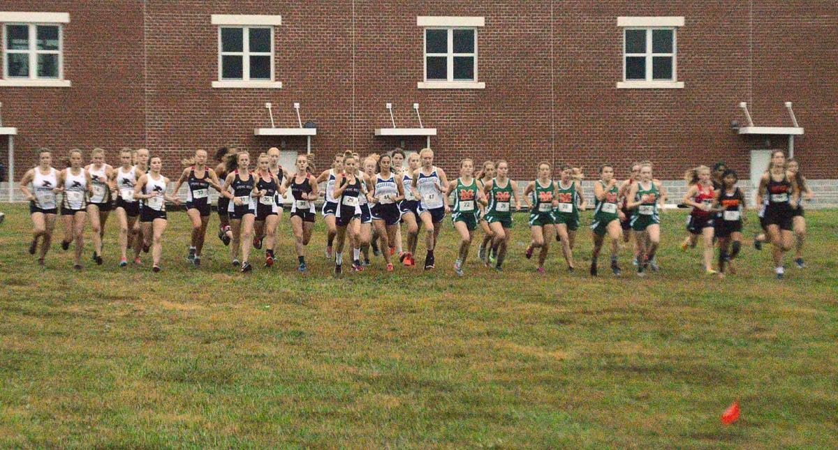 Defending state champ heads regional cross country meet
