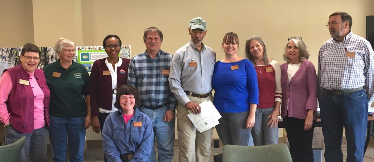 Over 50 Master Naturalists attend annual meeting