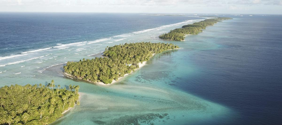 Micronesia: Scenic island-hopping and a lesson in letting go