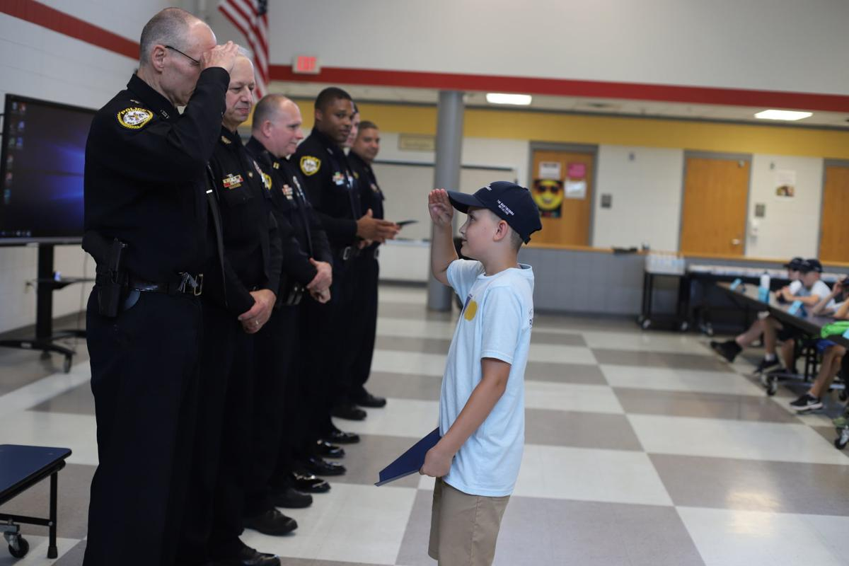 Students learn honesty, respect and integrity during MPD