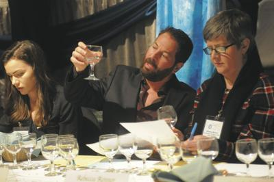 Water varieties pour into Berkeley Springs during annual tasting
