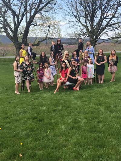 Morris named 39th annual Apple Harvest Queen Pomona XXXIX