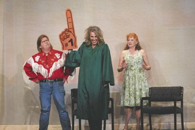 'The Last Roundup of the Guacamole Queens' opens at Old Opera House