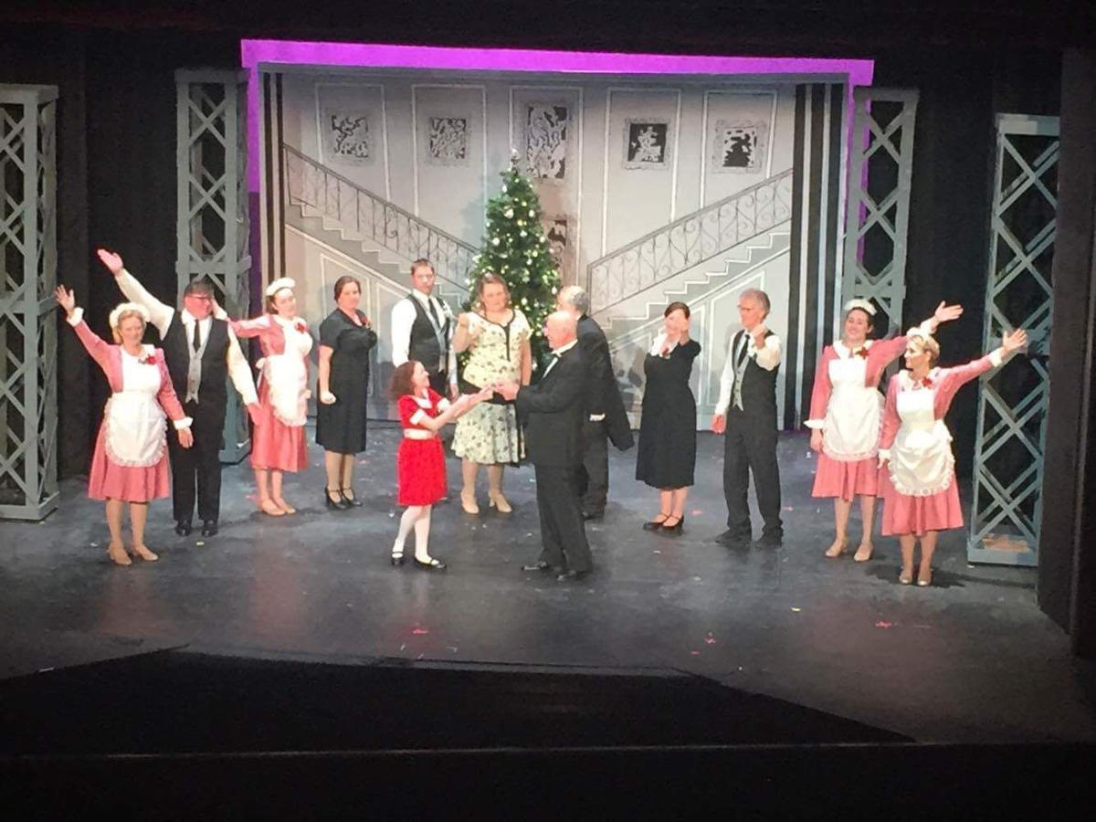 'Annie' continues at Old Opera House
