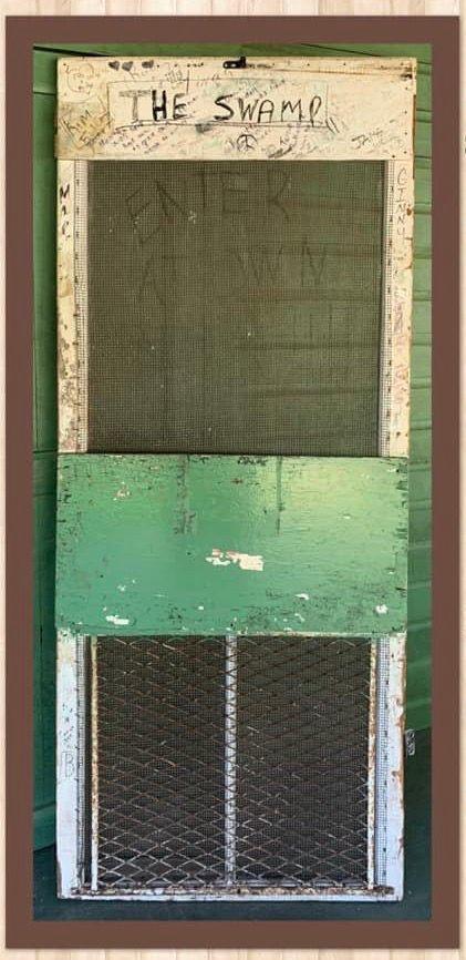 Swamp door