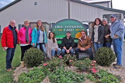 Local farm owners host dinner with strangers