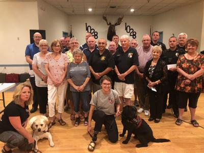 Moose Lodge of Charles Town gives away $100K since January