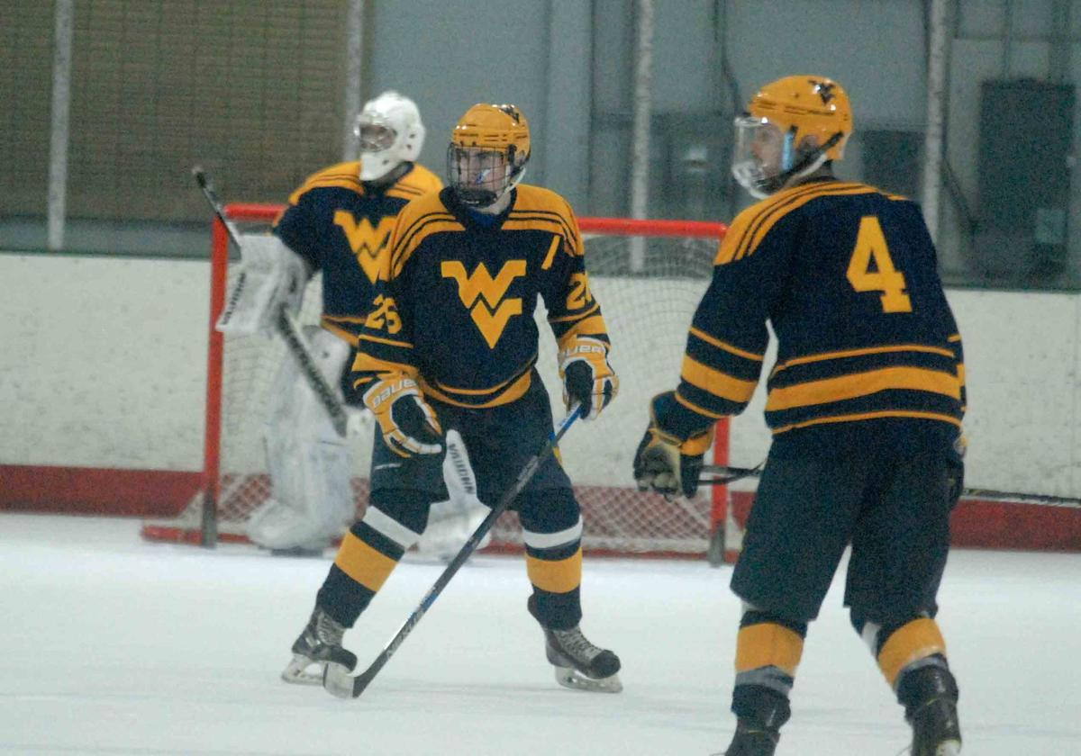 Mountaineers on ice: Four E. Panhandle players suit up for club squad at WVU